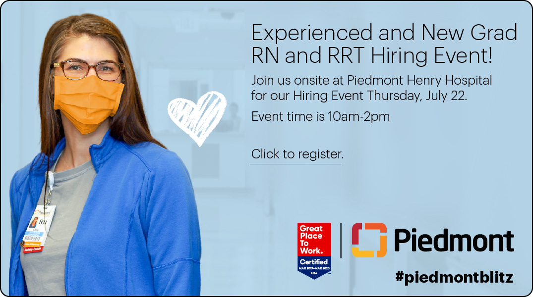 RN Neuro Hiring Event May 19th