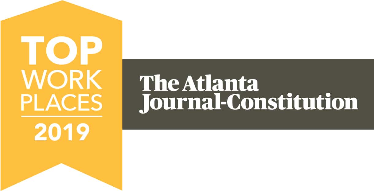 Top Work Places 2019 - The Atlanta Journal Constitution